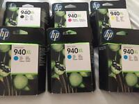 HP 940 XL Cartridges for sale