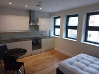 Studio flat available in Reading town centre available immediately £750 o.n.o.