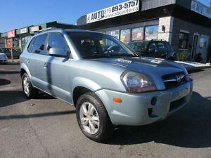 2009 Hyundai Tucson 25e anniversary (Navigation, Heated Seats)