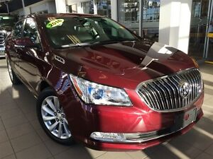 2016 Buick LaCrosse Leather| |Nav| Sun| Bose| Xenon H Lights| Sf