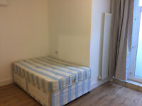 381N-FULHAM – BRAND NEW MODERN DOUBLE STUDIO FLAT, FURNISHED, BILLS INCLUDED - £270 WEEK