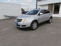 2012 Cadillac SRX Luxury Collection AWD 3.6L, Sunroof, Pwr Liftg