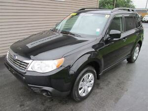 2010 Subaru Forester HEATED SEATS!!!