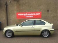 BMW 316 TI SE , ** 71000 MILES** , MOT 2019, £995