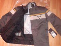 Dainese Blackjack D-Dry Winter motorcycle jacket still has the tags on ! (NEW)