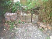 Approx 50 house bricks