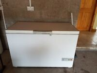 Bosch Chest Freezer white used. Good condition works well selling as down sizing no space