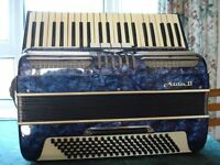 PIANO ACCORDION 120 BASS