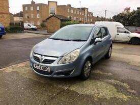 Bargain! 2007 Vauxhall Corsa 1.4 - 5 Doors - MOT & Taxed - £850