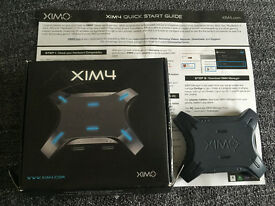 XIM4 Keyboard Mouse Adapter Converter for PS3 PS4 XBox 360 One