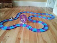 Hamster Track and wheel