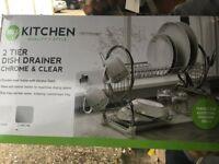 Brand New Dish Drying Rack