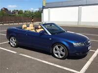 Audi A4 Convertible 3.0 V6 Sport