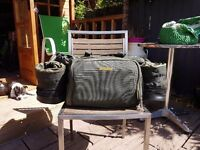 Trakker cook bag carp fishing