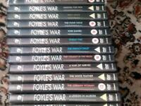 Foyles War .A collection of DVDs.