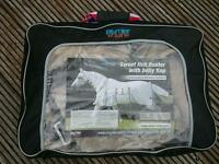 HORSE Rug: Premier Equine 6'3 Sweet Itch Buster with Belly Flap