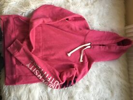 Jack Wills Pink Jumper Size 10