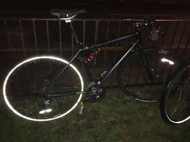 Merida racer bike