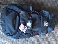 BRAND NEW Karrimor Bobcat 65 litre backpack - rucksack north face samsonite dueter berghaus quechua