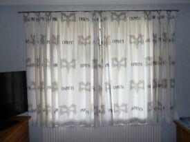 Ospreys curtains