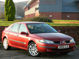 2006 (56) Renault Laguna ( LOW MILAGE 67K ) ++ 10 MONTHS MOT++ - £795