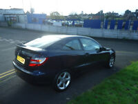 2005 MERCEDES C220 CDI SE AUTOMATIC HPI CLEAR MOT UTIL 04/09/2018 JUST SPEND ...
