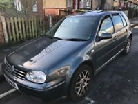 Vw golf 1.9 gt tdi *new clutch and flywheel*