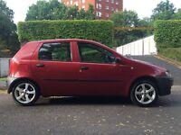 Fiat Punto 1.2, 5 door and MOT quick sale