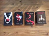 Twilight Book Saga