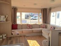 AMAZING DEAL ON 3 BEDROOM STATIC CARAVAN FOR SALE AT CRIMDON DENE WITH 2017 PITCH FEES