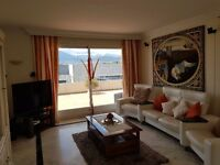 Puerto banus, Marbella. Holiday let. Penthouse sleeps 6