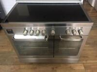 New exdisplay Hoover electric range cooker