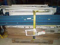 5 Bays of Pallet Racking Shelving