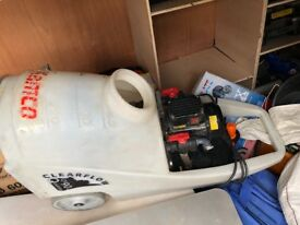 power flush machine kamco cf90 with combi mag