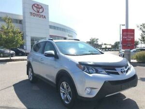 2015 Toyota RAV4 XLE - Toyota Certified Used Vehicle, Brakes Ser