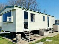 Lovely static caravan used - sited on the Isle of Sheppey - 4 parks to choose