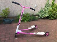 Flicker V-scooter suit age 5+ pink genuine