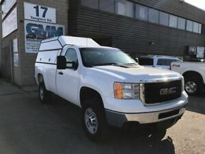 2013 GMC SIERRA 2500HD WT Regular Cab Long Box