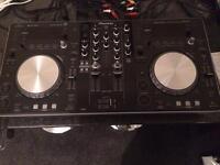 Pioneer XDJ R1 & Pioneer S-DJ50X Speakers & Decksaver (cover)