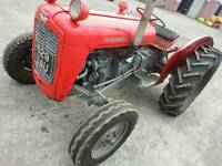 Vintage tractor for sale.