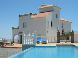 Secluded Villa Spain Sleeps 8 Private Pool Stunning views 18th to 29th September last minute bargain