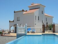 Secluded Villa Spain Sleeps 8 Private Pool Stunning views 2nd to 9th September > last minute bargain