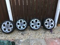 "19"" ford alloy wheels"