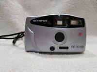 Olympus AF10 XB 35MM film compact rangefinder 29mm lens camera lomo lomography retro pre digital