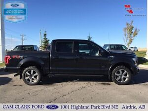 2015 Ford F-150 Lariat Sport 502A SuperCrew EcoBoost