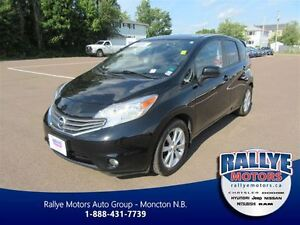 2014 Nissan Versa Note SL! Back-Up! Heated! Alloy! Nav!