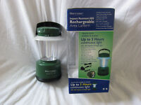 NewBoxed Rechargeable Portable Area Lantern w Handle -Camping, Home or Workplace! Unwanted Duplicate