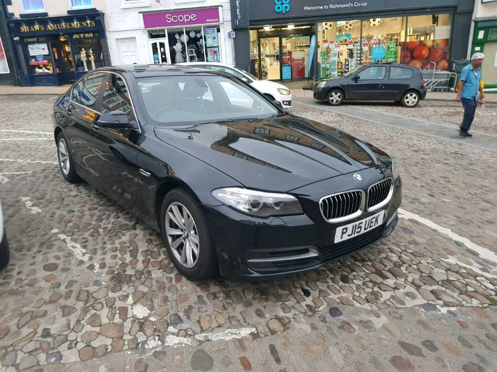 2015 BMW 520D FULL SERVICE HISTORY AND FULL MOT