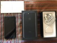 iPhone 7 PLUS Jet Black 128 GB - used but good condition - Central London collection