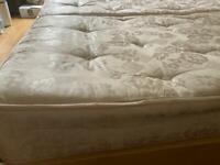 IKEA size single mattress x 2